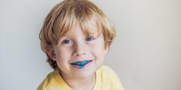 Ortodoncja miofunkcyjna – uzyskanie prawidłowej pozycji języka.